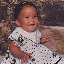 Baby Crystal Torres-Martinez