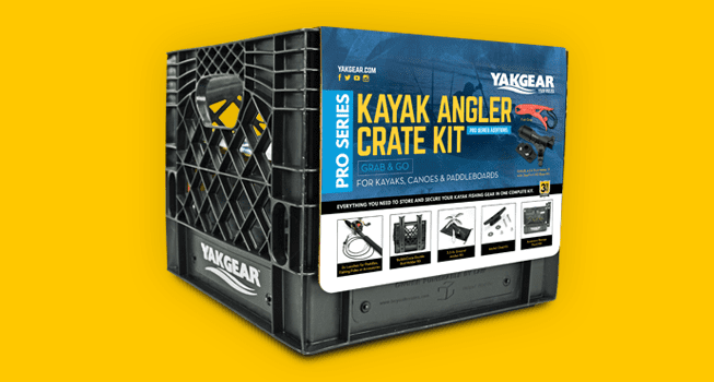 YakGear retail packaging for crate design