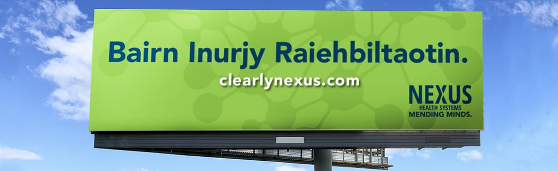 Nexus billboard design